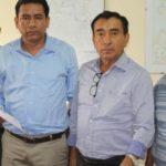 Gerente Sub Regional articula trabajos con el alcalde de la Provincia de Morropón