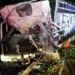 Accidente en Via Chulucanas - Olmos deja como saldo una persona muerta