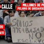 Trabajadores marcharán ante amenaza de reforma antilaboral