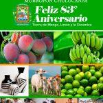Programa 83 Aniversario Provincia de Morropón Chulucanas