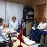 Gestiones a Alto Nivel: Realizarán Mesa de Trabajo para agilizar Cuarto Componente del PEIHAP