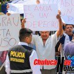 Una vez más Población de Chulucanas sin servicio de AGUA