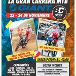 Chulucanas vibrará con 02 días de Competencia de Ciclismo de Montaña
