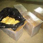 En Sullana decomisan palo santo ilegal camuflado en cajas de cartón
