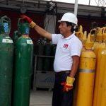 Empresario de Chulucanas pide apoyo con botellas para compra de Oxígeno