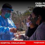 HOSPITAL DE CHULUCANAS – JUNTOS CONTRA EL COVID 19