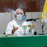 Obispo de la Diócesis de Chulucanas celebra Misa por el descanso Eterno de RP Edgardo Espinoza Puga