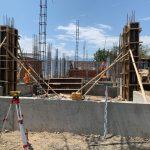 GORE AVANZA A BUEN RITMO CONSTRUCCIÓN DE COLEGIO EN TALANDRACAS - CHULUCANAS