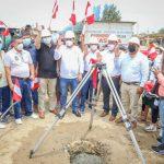 Gobierno Regional mejorará calidad de vida de familias del distrito de Veintiséis de Octubre
