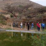 Gore Piura articula esfuerzos con Gobierno Regional de La Libertad para impulsar siembra y cosecha de agua