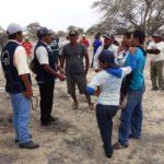 Ronderos, ganaderos, MINAGRI y Policía se unen para hacer frente a la tala ilegal de algarrobos del bosque seco de Piura