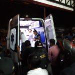 Triple Choque de Mototaxis en Vía Chulucanas Yapatera deja  8 heridos