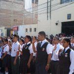 JURAMENTAN A ALUMNOS Y ALUMNAS DE LA POLICÍA ESCOLAR