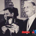FOTOS: Reconocimiento a Monseñor Daniel Turley