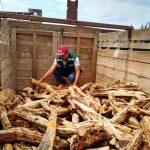 Decomisan tonelada y media de palo santo ilegal proveniente de distrito fronterizo de Piura