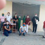 Colectivo Salvemos a Morropón adquiere 2 balones de oxígeno para Centro de Salud