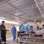 26 Pacientes fueron trasladados a Área Covid del Hospital de Chulucanas