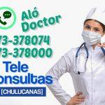 HOSPITAL DE CHULUCANAS AMPLIA CANAL DE ATENCIÓN