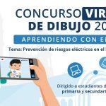 ENOSA ORGANIZA CONCURSO ESCOLAR VIRTUAL DE DIBUJO SOBRE SEGURIDAD ELÉCTRICA EN REGIÓN PIURA