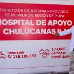 Inicia proceso de Construcción del Hospital de Chulucanas