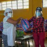 Piura: escolares de distritos fronterizos con Ecuador reciben alimentos de Qali Warma